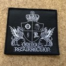 Ominous Resurrection - Shield (Patch)
