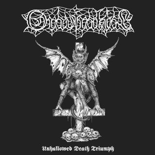 Gravfraktal - Unhallowed Death Triumph (12 MLP)