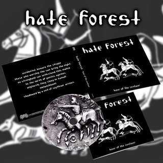 Hate Forest - Hour Of The Centaur (digiCD)