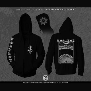 Misotheist - For The Glory Of Your Redeemer (Hooded Jacket)