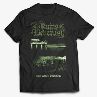 The Ruins Of Beverast - The Thule Grimoires (T-Shirt)