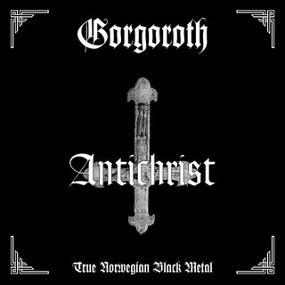 Gorgoroth - Antichrist (12 LP)
