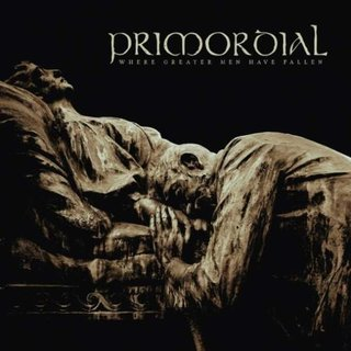 Primordial - Where Greater Men Have Fallen (2x12LP)