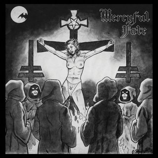Mercyful Fate - s/t (digisleeveMCD)