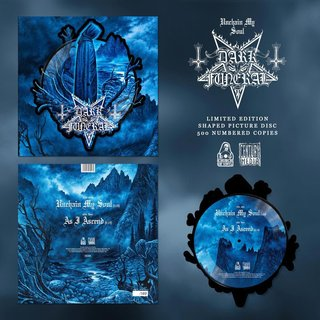 Dark Funeral - Unchain My Soul (Shaped Picture Disc)