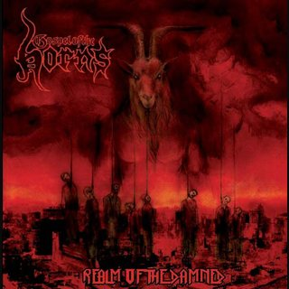 Gospel Of The Horns - Realm Of The Damned (jewelCD)