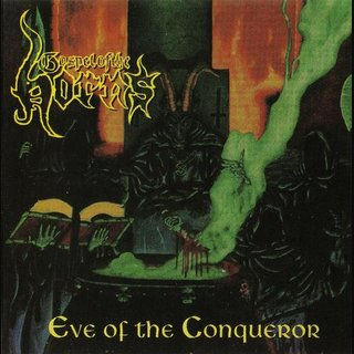 Gospel Of The Horns - Eve Of The Conqueror (jewelCD)