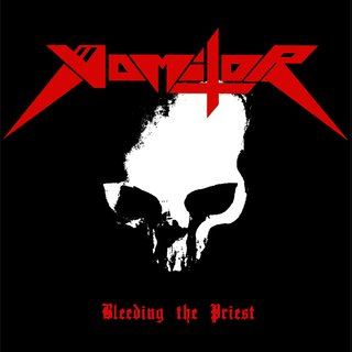 Vomitor - Bleeding The Priest (jewelCD)