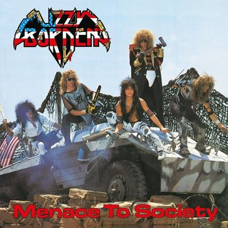 Lizzy Borden - Menace To Society (12 LP)