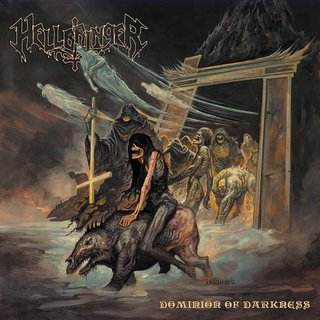 Hellbringer - Dominion Of Darkness (jewelCD)