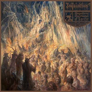 Inquisition - Magnificient Glorification Of Lucifer (jewelCD)