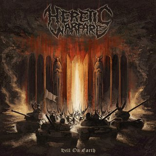 Heretic Warfare - Hell On Earth (12LP) lim. 300