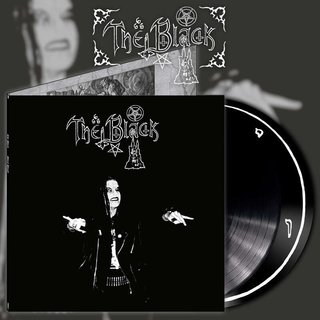 The Black - Black Blood (gtf. 12 LP)