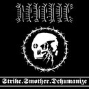 Revenge - Strike.Smother.Dehumanize (12 LP)