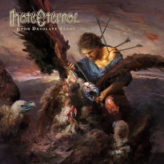 Hate Eternal - Upon Desolate Sands (digiCD)