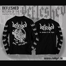 Defleshed - The Return Of The Flesh (Longsleeve)