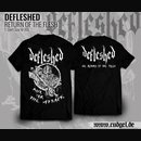 Defleshed - The Return Of The Flesh (T-Shirt)